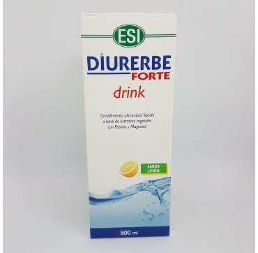 ESI DIURERBE FORTE DRINK LIMON 500 ML