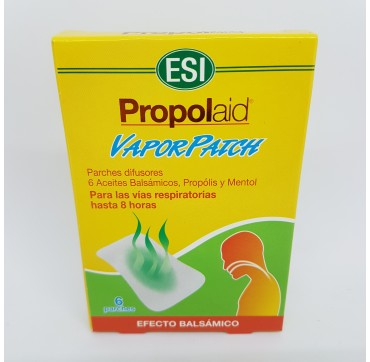 ESI PROPOLAID VAPOPATCH 6 PARCHES