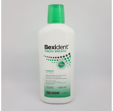 BEXIDENT FRESH BREATH COLUTORIO 500 ML