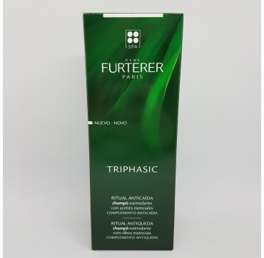 RENE FURTERER TRIPHASIC CHAMPU COMPLEMENTO ANTICAIDA200 ML