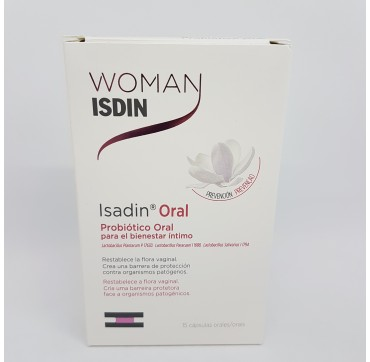 ISDIN WOMAN ISADIN ORAL 15CAP