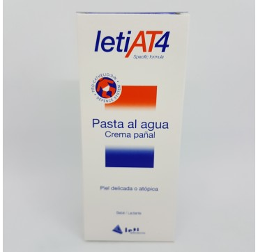 LETI AT-4 PASTA AL AGUA 75 ML