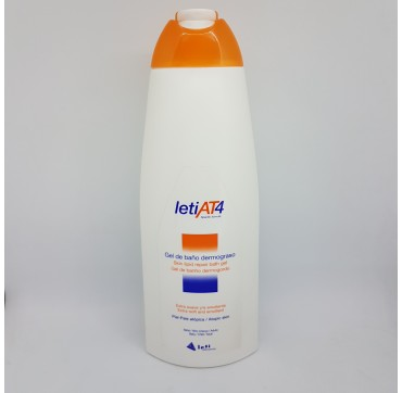 LETI AT-4 GEL DE BAÑO DERMOGRASO 750 ML (iva21)