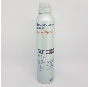 FOTOPROTECTOR ISDIN SPF-50+ LOCION SPRAY CONTINUOUS 200 ML (iva21)